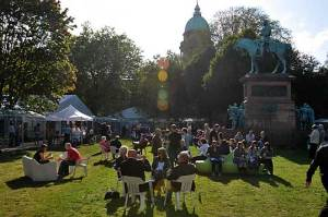 almost-a-beautiful-day © Pascal Saez at the Edinburgh International Book Festival
