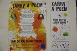 Carry a Poem posters