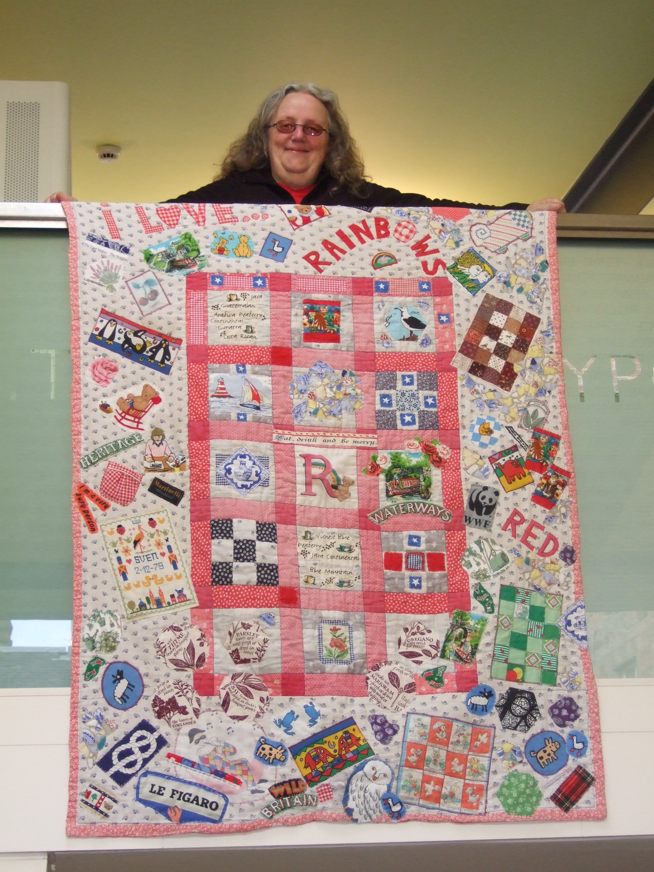 Feel good poems | Our sweet old etcetera... : quilting poem - Adamdwight.com